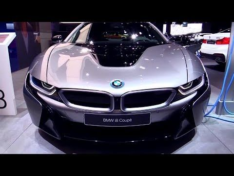 New 2019 Bmw I8 Coupe Exterior And Interior 1080p 60fps