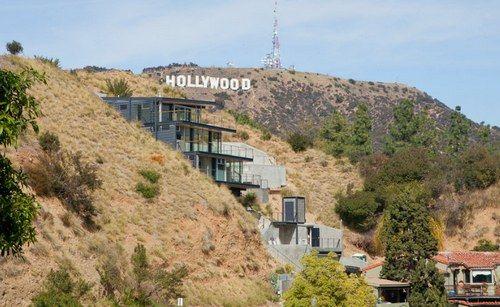 Hollywood Hills House: la casa realizzata a terrazzamenti sulle ...