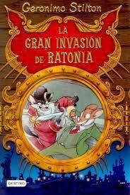 Es una mañana tranquila de principios de verano, cuando un repentino grito agita la vida de Ratonia: «¡Gatos en el horizonte!». En un instante, el pánico y el terror se extienden por toda la ciudad. ¿Qué hacer? Los gatos fueron expulsados de la Isla de los Ratones en el lejano año 1207 en una épica batalla…  http://rabel.jcyl.es/cgi-bin/abnetopac?SUBC=BPSOh&ACC=DOSEARCH&xsqf99=1803421