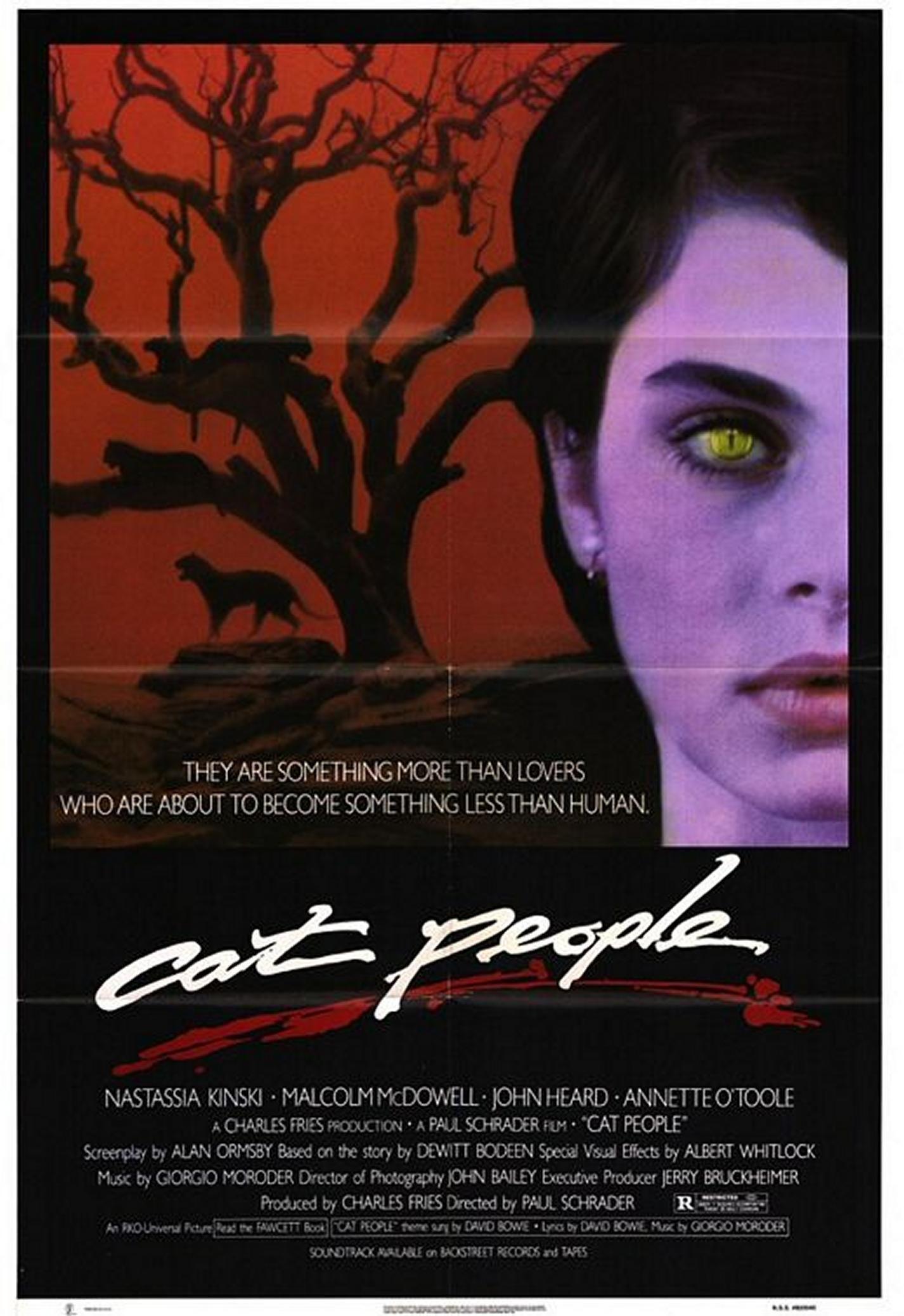 Cat People (1982) Brrip HEVC 1080p Latino-Eng