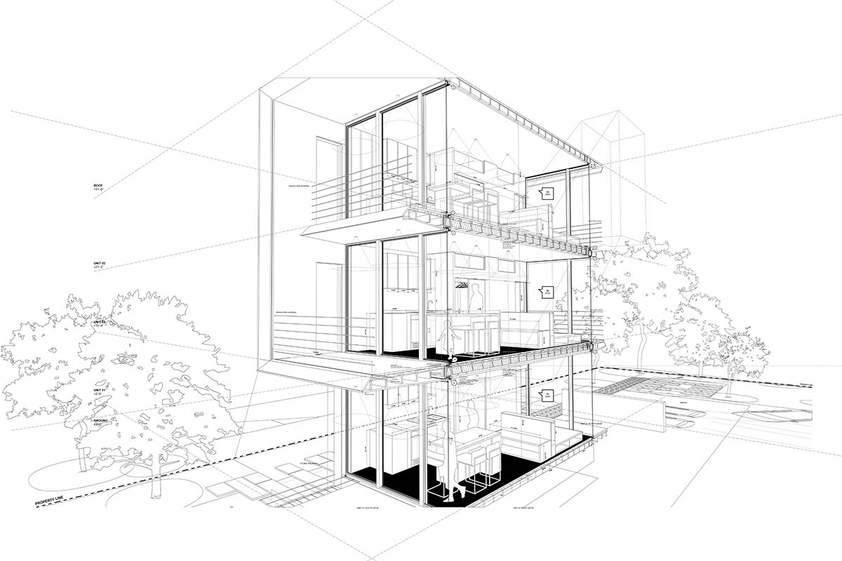 Architectural Design: New Haven Test | Yale School Of Architecture