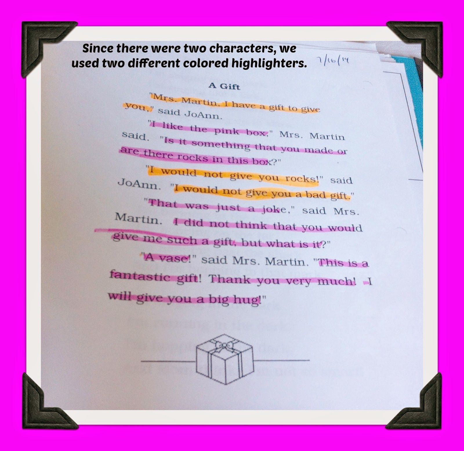 Fluency Breakthrough Reading Is Thinking Reading Intervention Collaborative Teaching [ 1556 x 1600 Pixel ]