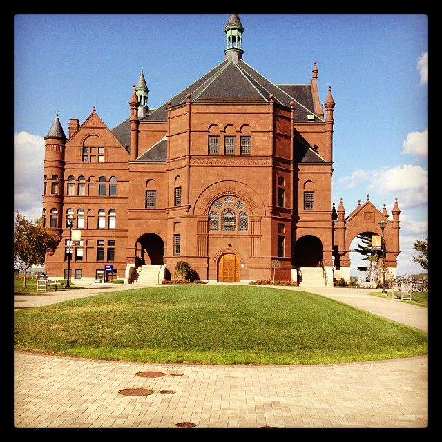 Crouse College, Syracuse University  Photo by @Adam M DJ Brett 