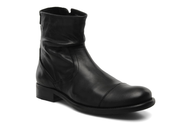 Base London KEYSTONE (Noir) - Bottines et boots chez Sarenza (101380)