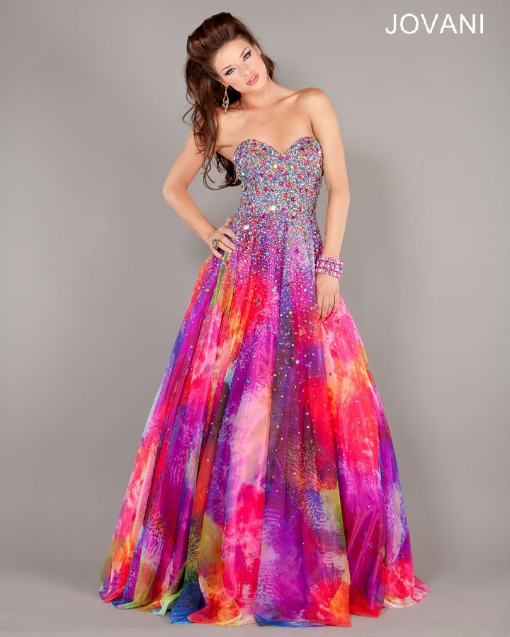 Jovani 6757 Im thinking this is gonna be my dress for senior year ...