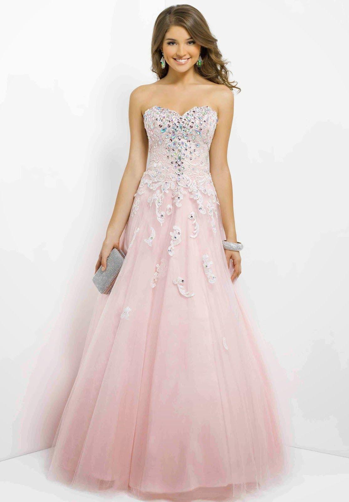 Grandiosos Vestidos Largos De Gala Especial Vestidos De