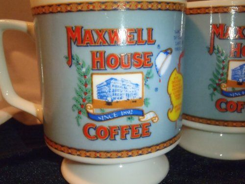 Vintage Maxwell House Coffee Good To The Last Drop Ceramic Mugs 1960s-70s General Foods Corporation USA, ITD, Made in Japan,http://www.amazon.com/dp/B008LH1YD6/ref=cm_sw_r_pi_dp_ym7Osb1D1ABE780J