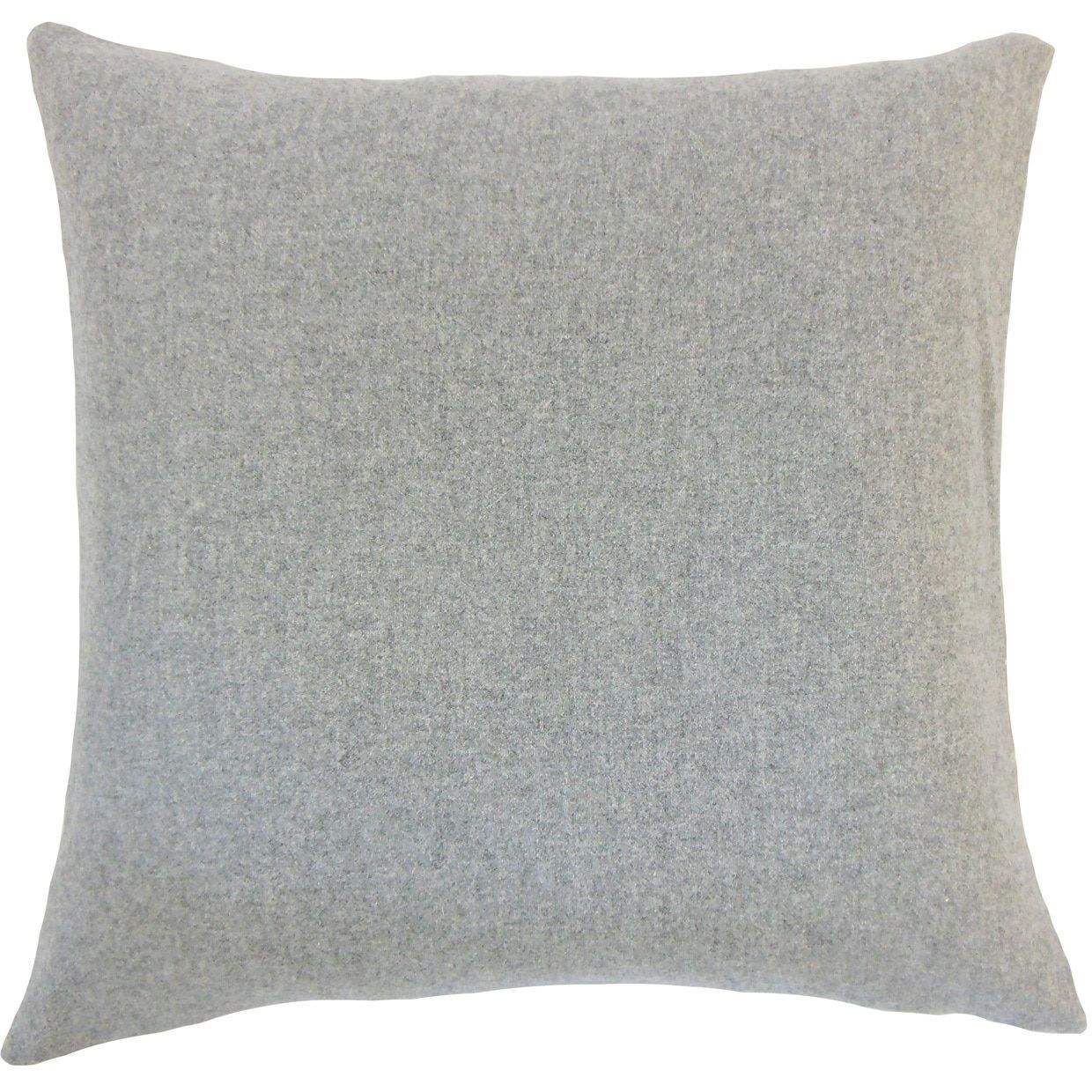 Eire solid inch down feather throw pillow products pinterest