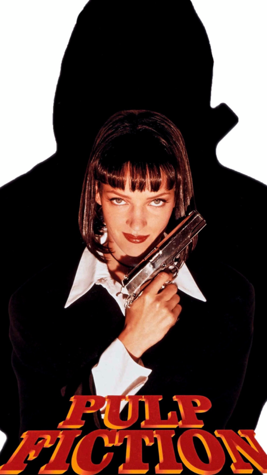 But Monster Lives Forever Pulp Fiction Film Aesthetic Iconic Movies