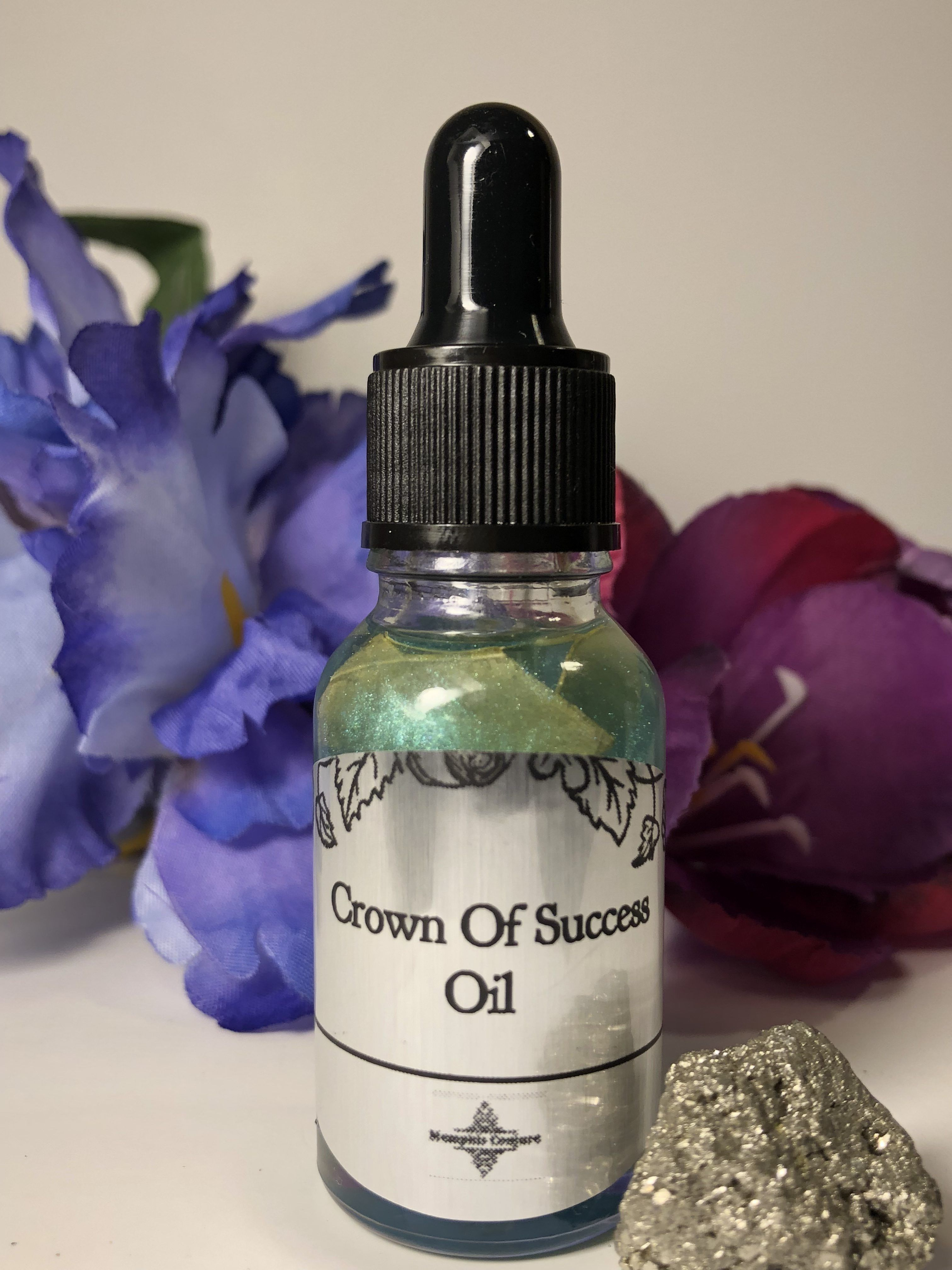 Crown Of Success Oil master control command hoodoo
