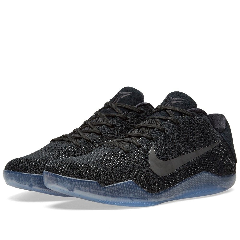 huge selection of 8b87c 2c974 Nike Kobe XI Elite Low (Triple Black)