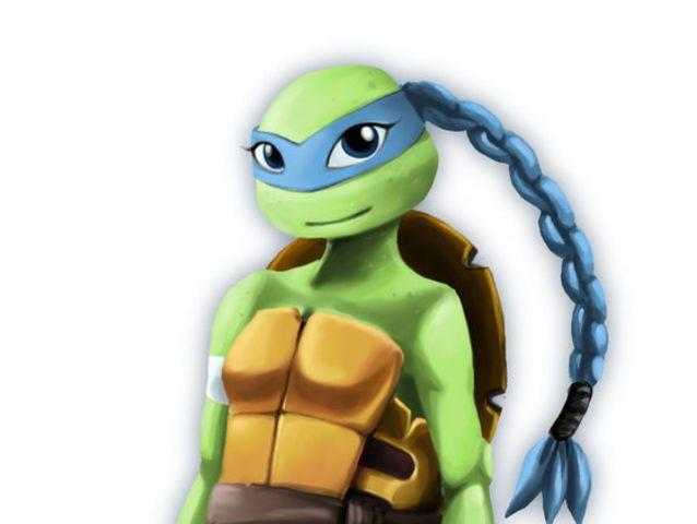 Which Female Ninja Turtle Are You Female Ninja Turtle Female Ninja Ninja Turtles