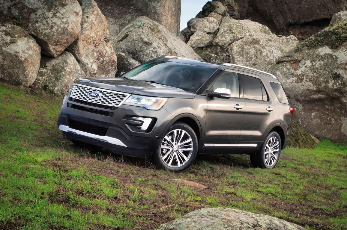 2016 Ford Explorer Provided by Automobile Louco por