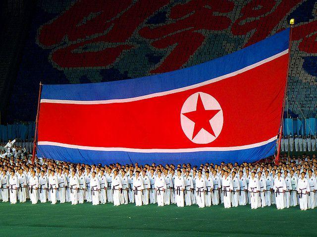 Arirang Mass Games, Pyongyang, North Korea