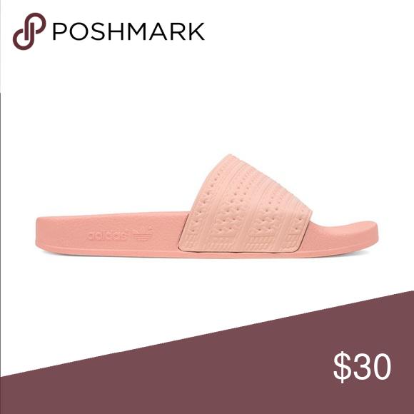 Rosa adidas diapositive adidas diapositive, rosa adidas e le adidas