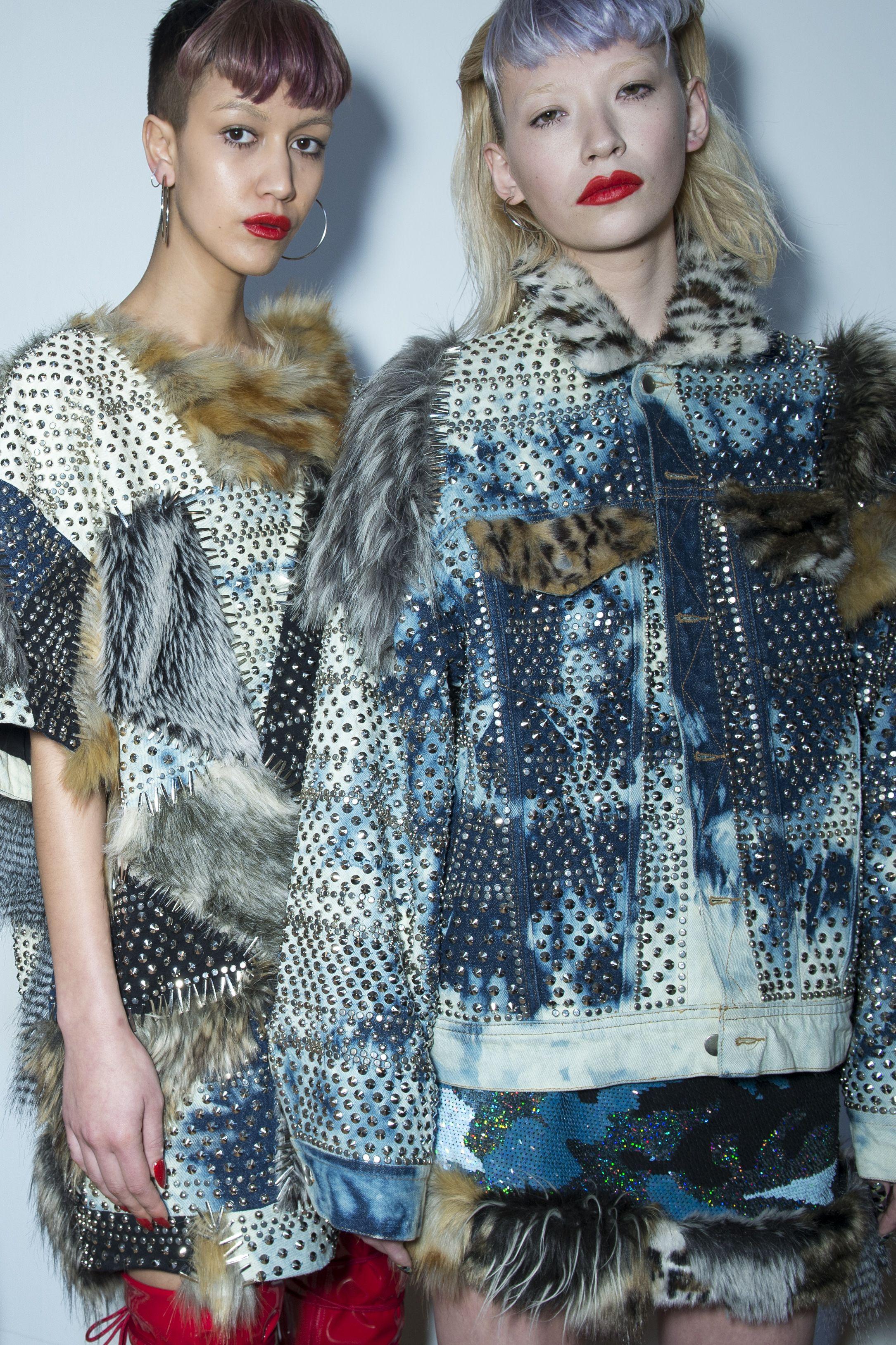#Ashish #LFW #AW15 #FashionWeek #TateBritain #TopshopShowspace #topshop #Newgen #London