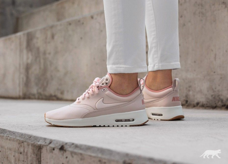 nike air max thea ultra roze