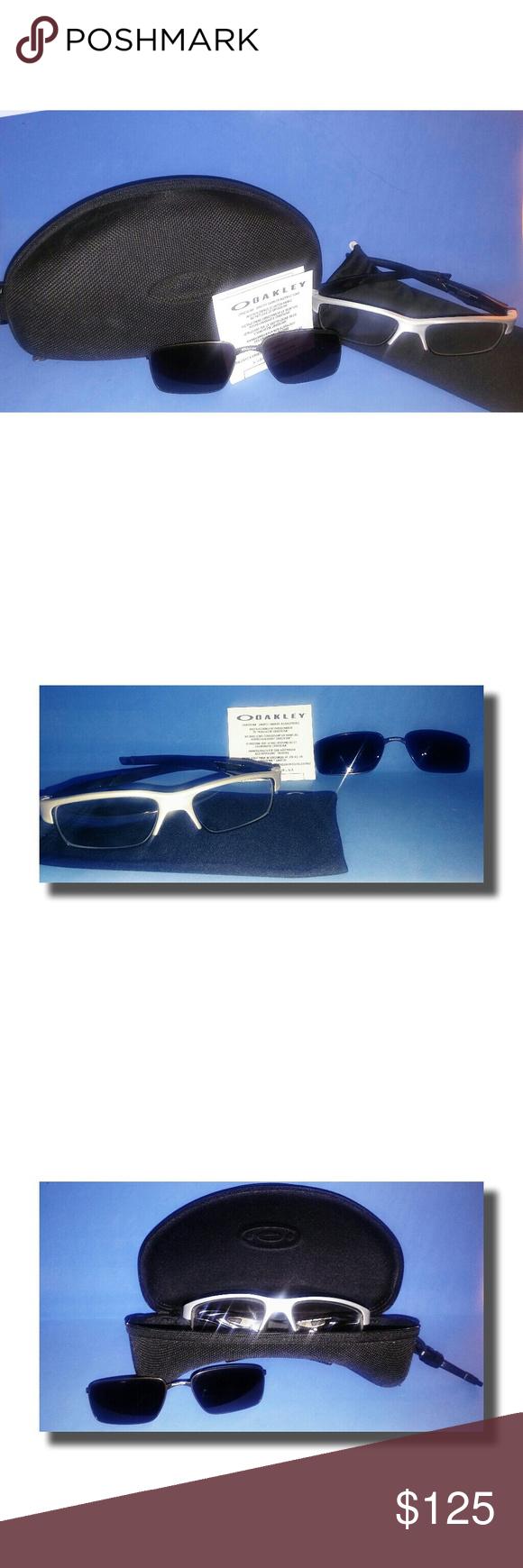 d5a251cbcb ... czech oakley crosslink switch rx glasses sun shades 6e5b1 a5cb2