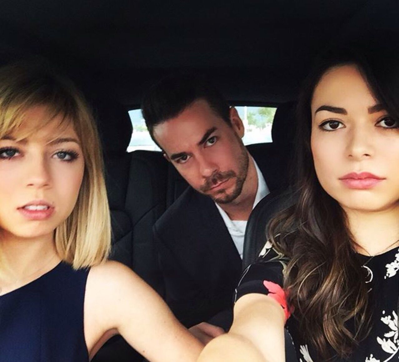 Jennette, Jerry And Miranda!