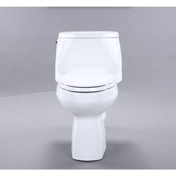 Kohler Santa Rosa White 1 Piece Comfort Height Compact Elongated