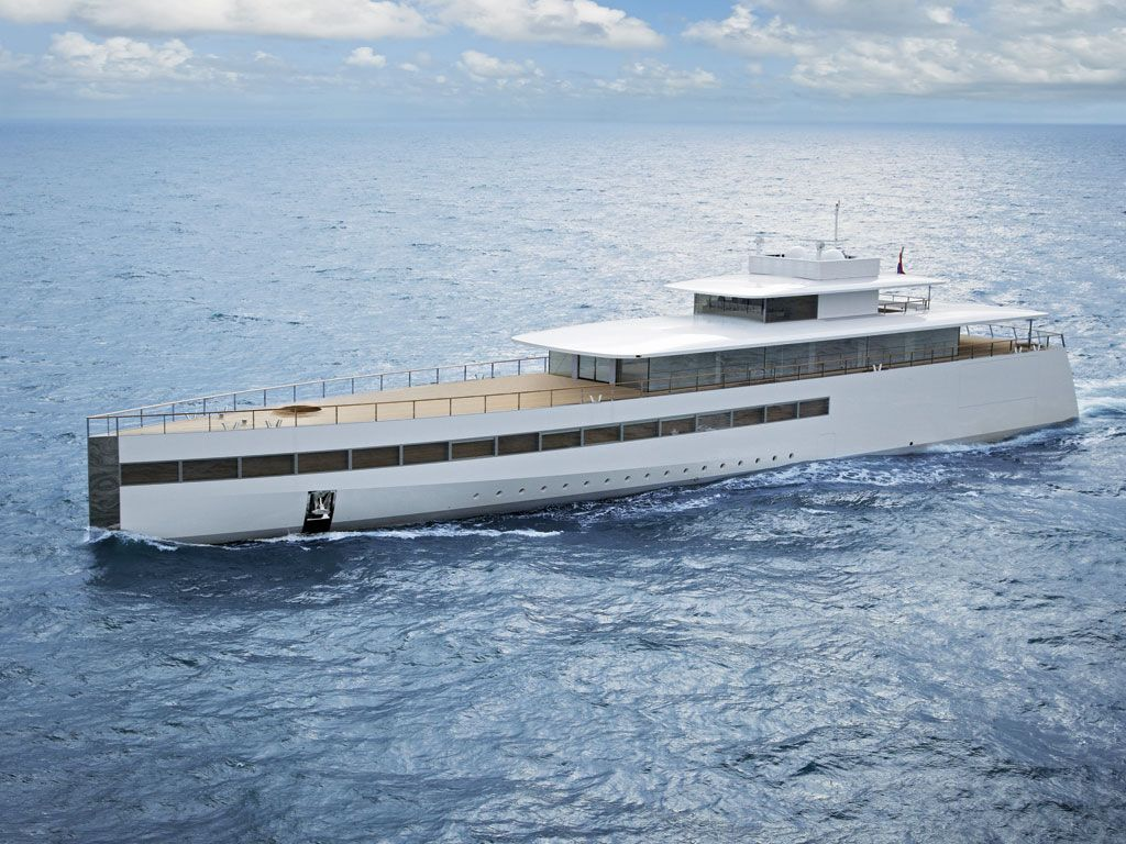 Yacht Design Jobs Steve Jobs Mega Yacht Venus Travel Cruise Ship Boat 1