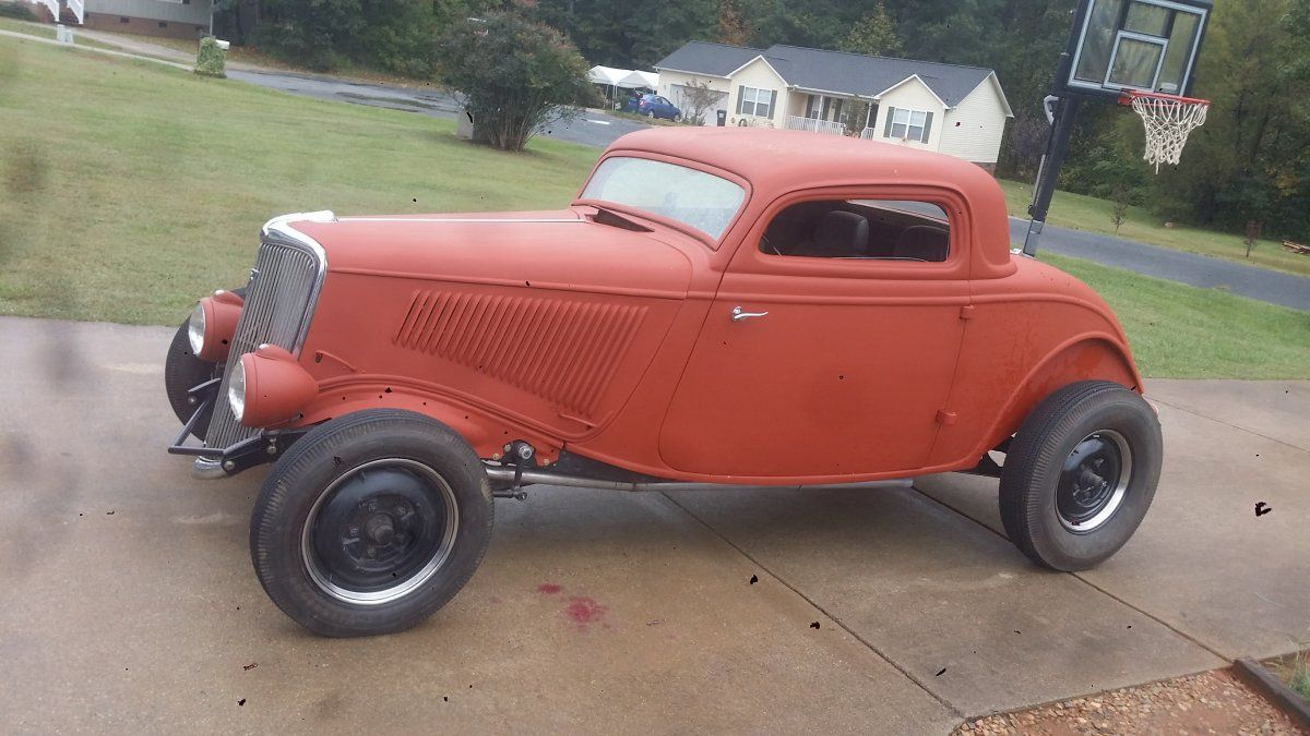 1934 Ford 3 Window Coupe for Sale | 1934 ford 3 window coupe | The ...