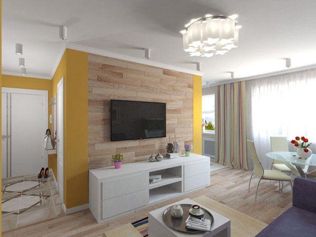 Идеи ремонта двухкомнатной квартиры: варианты и дизайн ...