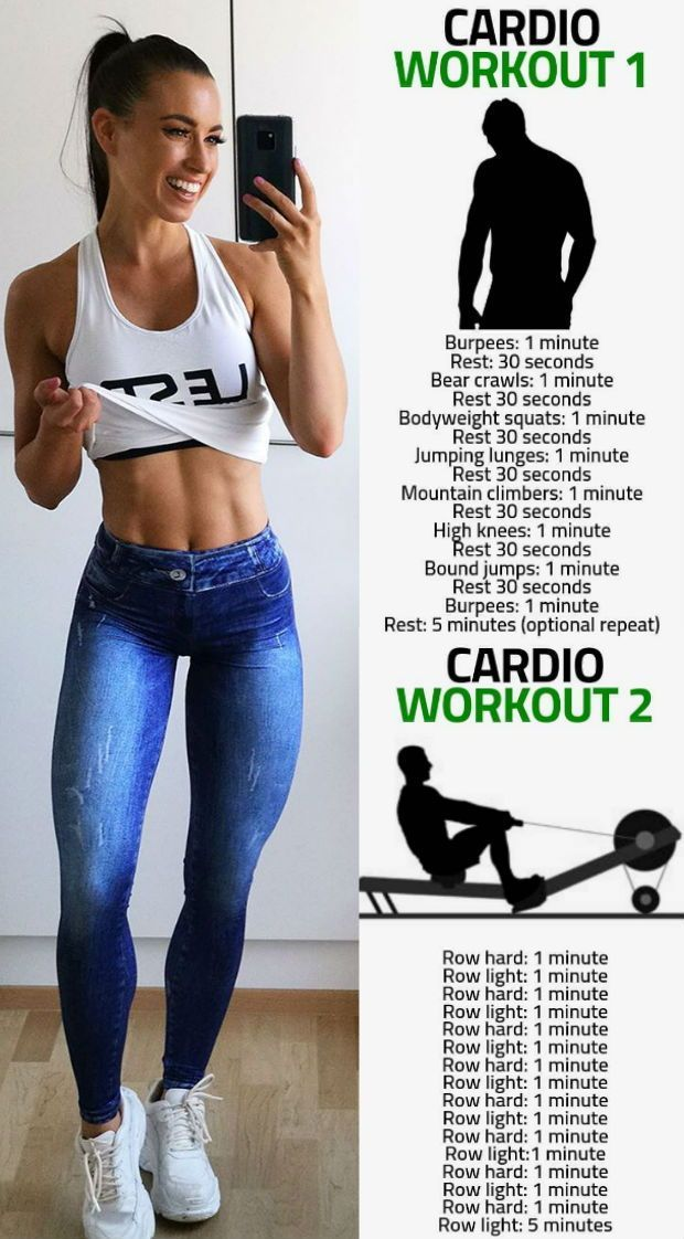 A 20 Minute Indoor Cardio Workout For Losing Fat And Shaping Up #fitnessexercisesathome
