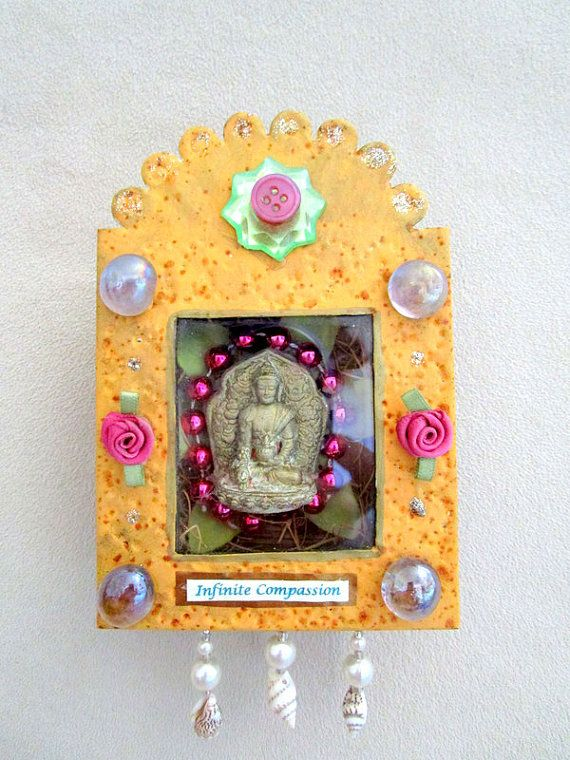 Hey, I found this really awesome Etsy listing at https://www.etsy.com/listing/203615768/buddha-of-infinite-compassion-nicho