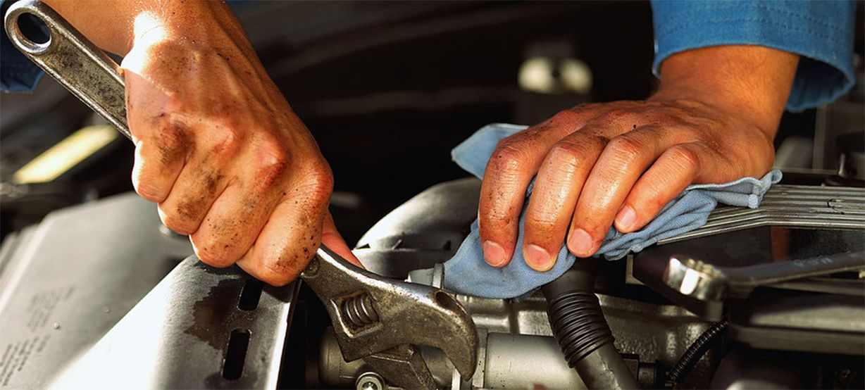 At Fine_Tune_Mechanics we offer car service, inspection