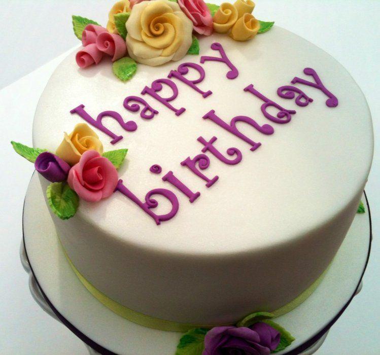 Pretty Birthday Cakes | 80th Birthday Cake   By Izzyscakes @ CakesDecor.com    Cake