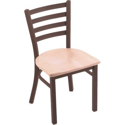 Holland Bar Stool Jackie Solid Wood Dining Chair Upholstery