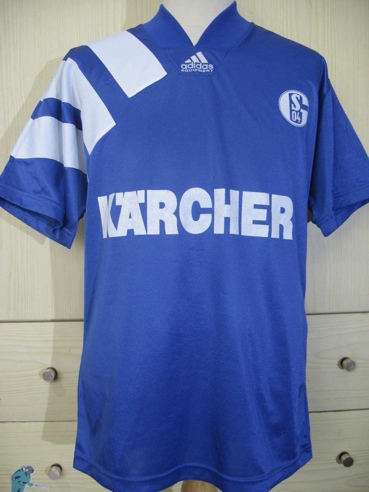 Details about Fc Schalke 04 20102011 Football Shirt Jersey Trikot Adidas M