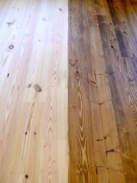 And The First Coat Of Sutherland Welles Tung Oil Stain Sealer Was Lied Late Today Below Is A Comparison Unstained Wood With Four