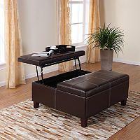 Denton Storage Ottoman Sams Club Furniture Pinterest