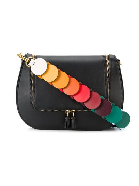 bd7789acee94 Shop Anya Hindmarch  vere  circle link shoulder bag .