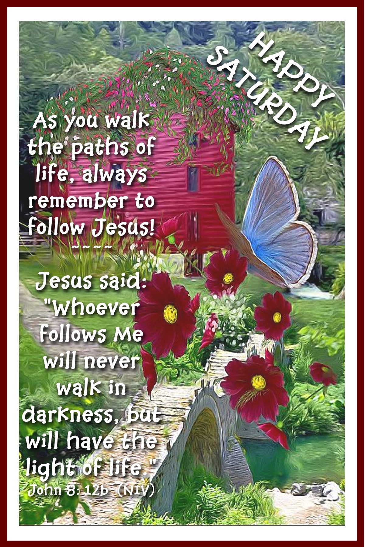 Happy saturday inspiration morning blessings pinterest amen kristyandbryce Image collections