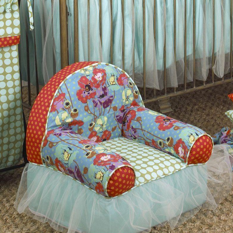 lagoon foam chair bean bag chair rocking on Kids Floor Chair id=57248