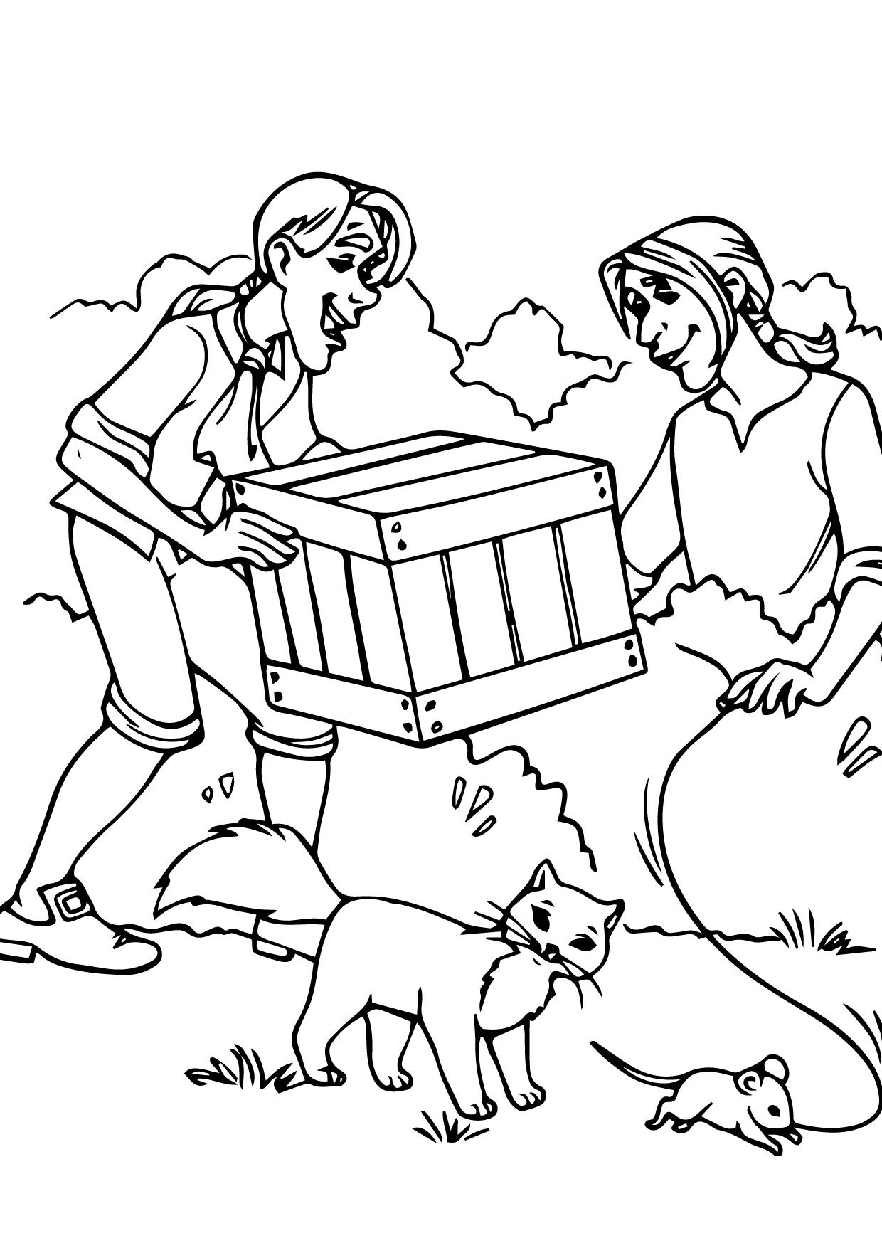 Cool Coloring Page 22 09 01 Check More At