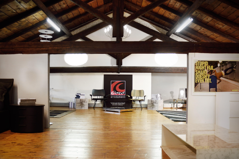 Lo Showroom Di Mobilificio Coro Nello Splendido Contesto Di Villa
