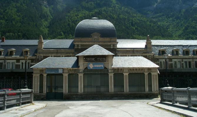 """La muestra """"La Estación de Canfranc, una historia inacabada"""" recibe más de 25.000 visitas"""