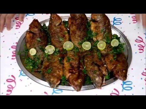 عالم الطبخ والجمال سمك مقلي بالبصل والكزبرة Chili Recipe Healthy Food Healthy Chili