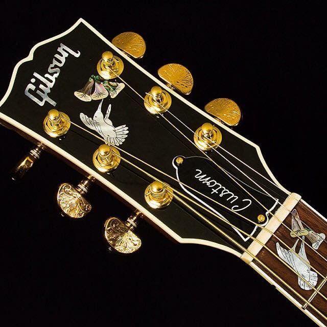 gibson hummingbird acoustic guitar headstock gutras fender acoustic guitar fender. Black Bedroom Furniture Sets. Home Design Ideas