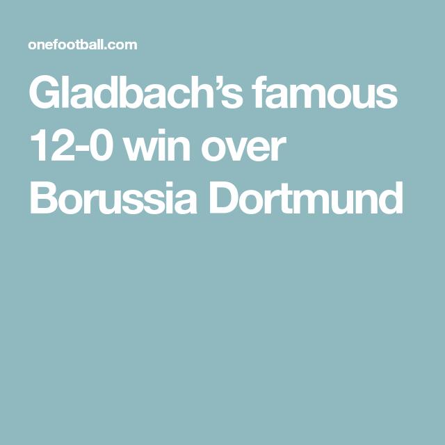Gladbach Dortmund 1978