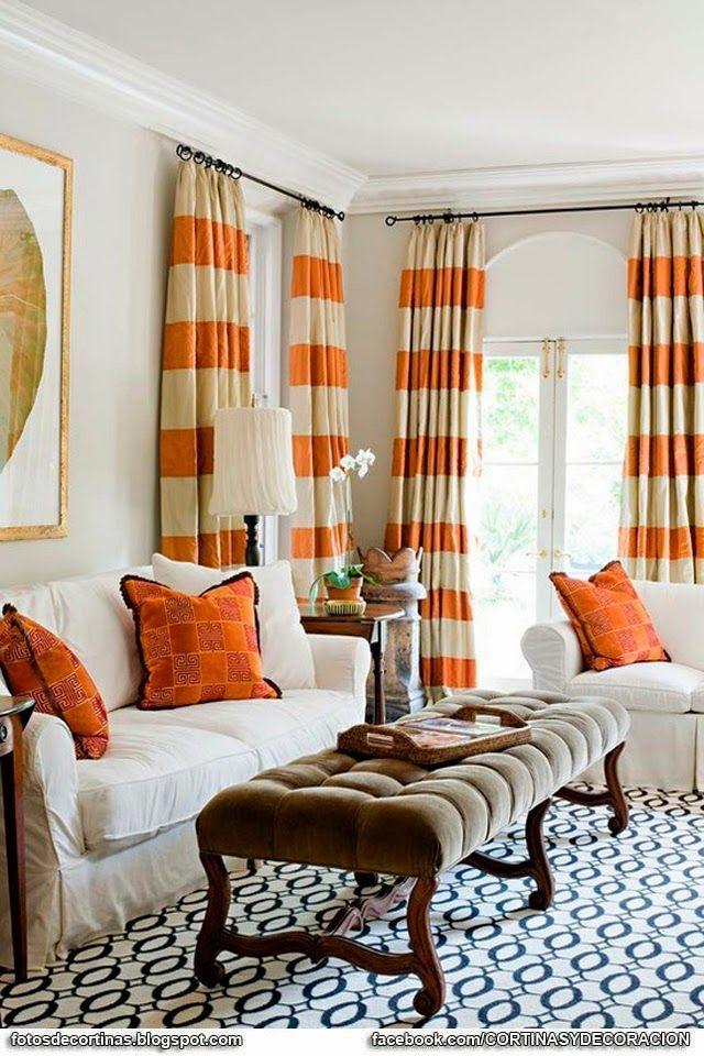 Cortinas Para Sala 12 Jpg 640 960 Curtains Living Room Home Home Living Room