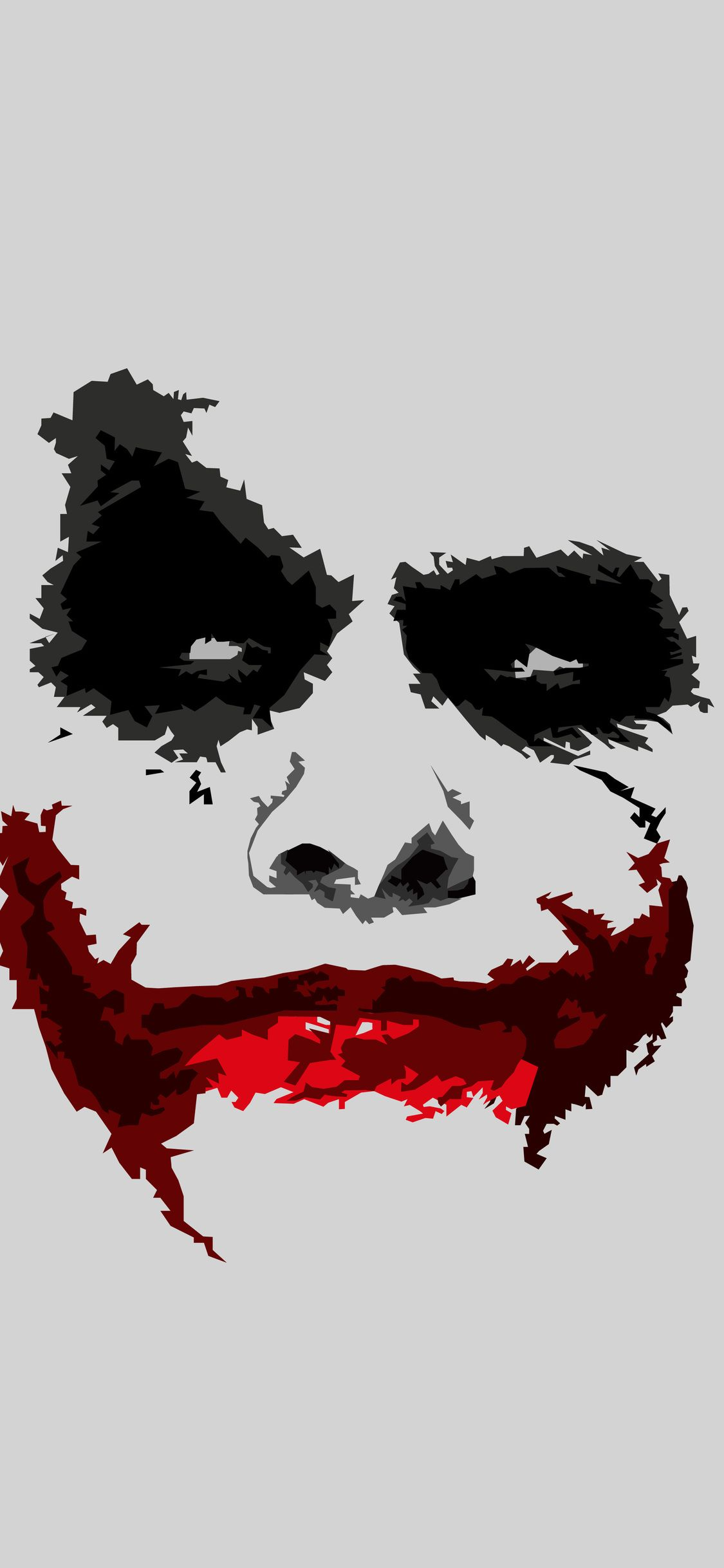 Joker 8k Minimalism Iphone X Joker Iphone Wallpaper Joker