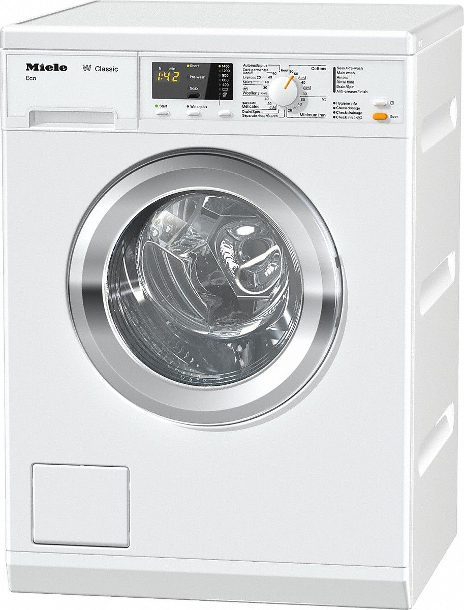 Wda w classic frontloading washing machine flycatcher