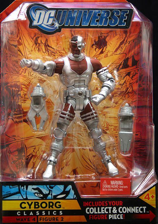 Dc dcuc despero series cyborg aswome dc comics new - Marvellegends net dcuc ...