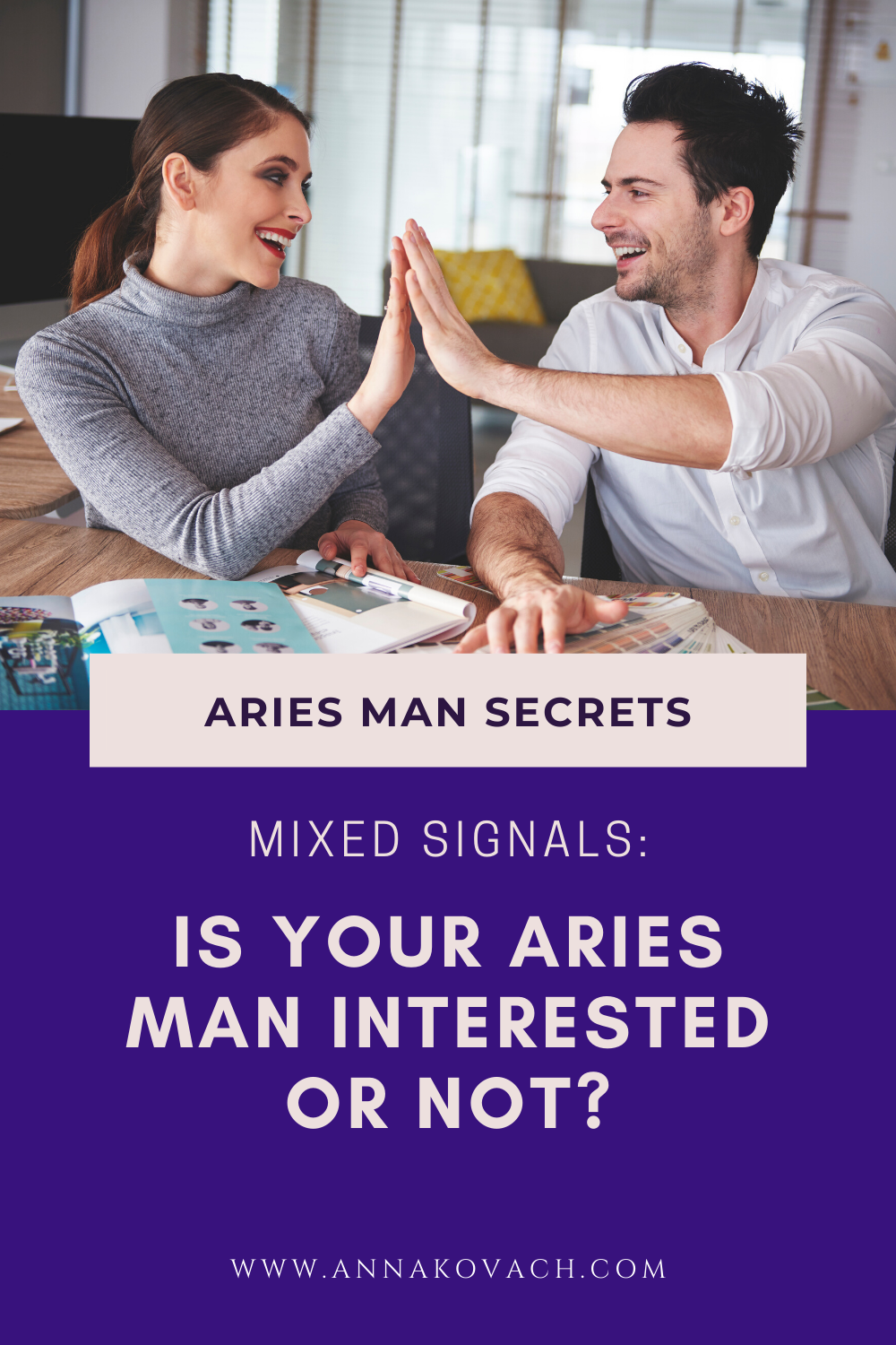 Ever come will an man back aries How To