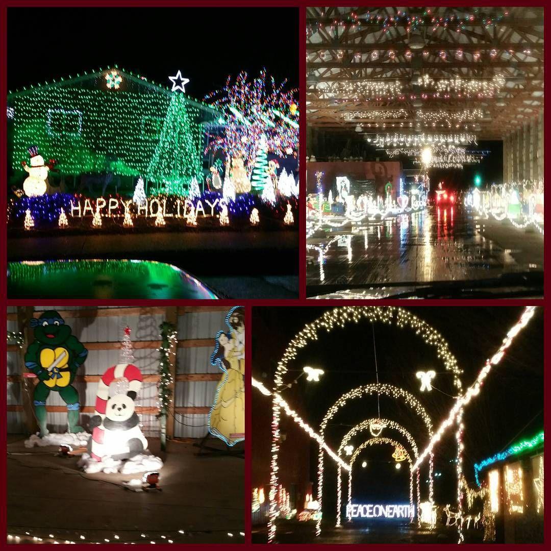 Dani Promise On Instagram Christmas Christmas Lights Corvallis Christmas Light Displays Christmas Lights Holiday Decor